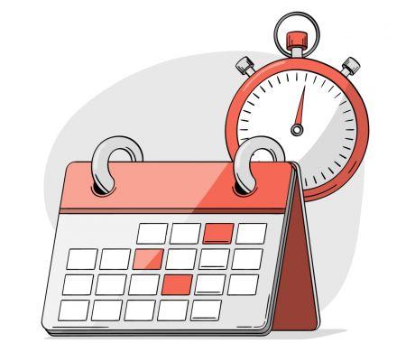 Rencana penghasilan mingguan di platform Pocket Option