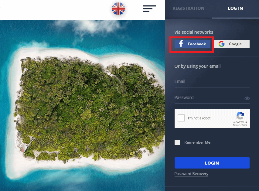 How to Open Account and Sign in to Pocket Option