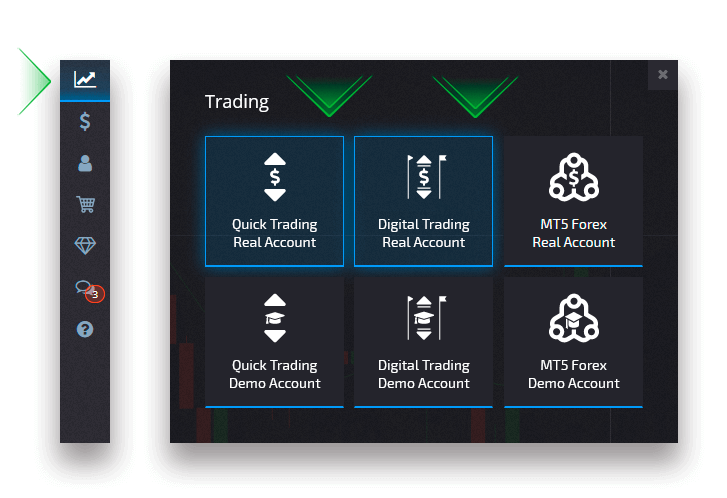 How to Trade Digital Options and Withdraw Money from Pocket Option